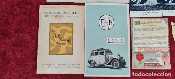 Libros: COLECCIÓN DE GUIAS TURUSTICAS DE NORUEGA, VIENA Y AUSTRIA. CIRCA 1920. - Foto 5 - 210739867