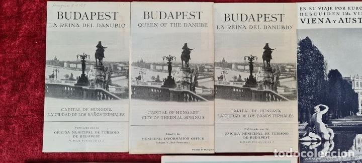 Libros: COLECCIÓN DE GUIAS TURUSTICAS DE NORUEGA, VIENA Y AUSTRIA. CIRCA 1920. - Foto 8 - 210739867