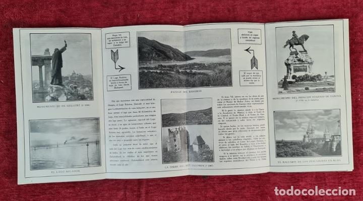 Libros: COLECCIÓN DE GUIAS TURUSTICAS DE NORUEGA, VIENA Y AUSTRIA. CIRCA 1920. - Foto 9 - 210739867