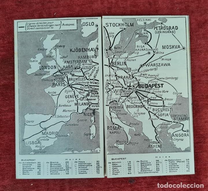 Libros: COLECCIÓN DE GUIAS TURUSTICAS DE NORUEGA, VIENA Y AUSTRIA. CIRCA 1920. - Foto 10 - 210739867