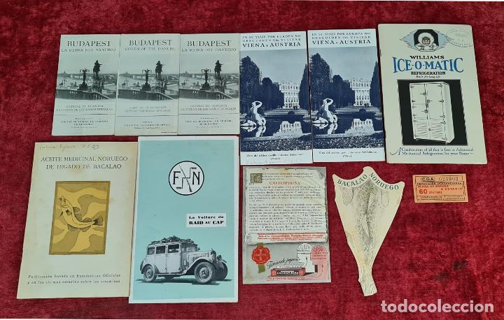 Libros: COLECCIÓN DE GUIAS TURUSTICAS DE NORUEGA, VIENA Y AUSTRIA. CIRCA 1920. - Foto 2 - 210739867