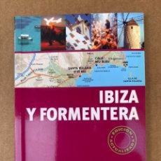 Libros: IBIZA Y FORMENTERA (PLANO-GUIA) EDICION ACTUALIZADA 2008. Lote 211639433