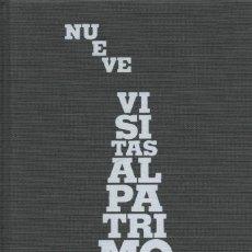 Libros: NUEVE VISITAS AL PATRIMONIO INDUSTRIAL.RAÚL GUERRA GARRIDO.FUND. VILLALAR.2010.. Lote 211862525