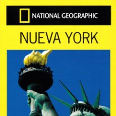 Libros: NUEVA YORK (GUÍA DE VIAJES). Lote 212838931