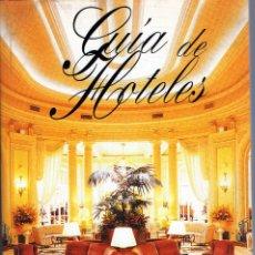 Libros: GUIA DE HOTELES ESPAÑA PORTUGAL Y ANDORA 1995. Lote 213395743