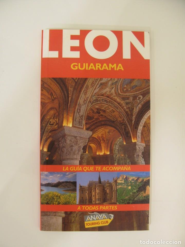 GUÍA LEON. ANAYA TOURING CLUB (Libros Nuevos - Ocio - Guía de Viajes)