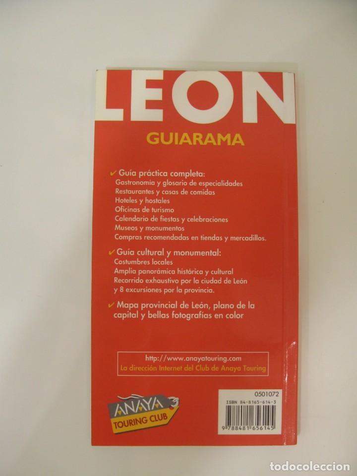 Libros: Guía Leon. Anaya Touring Club - Foto 2 - 214742333
