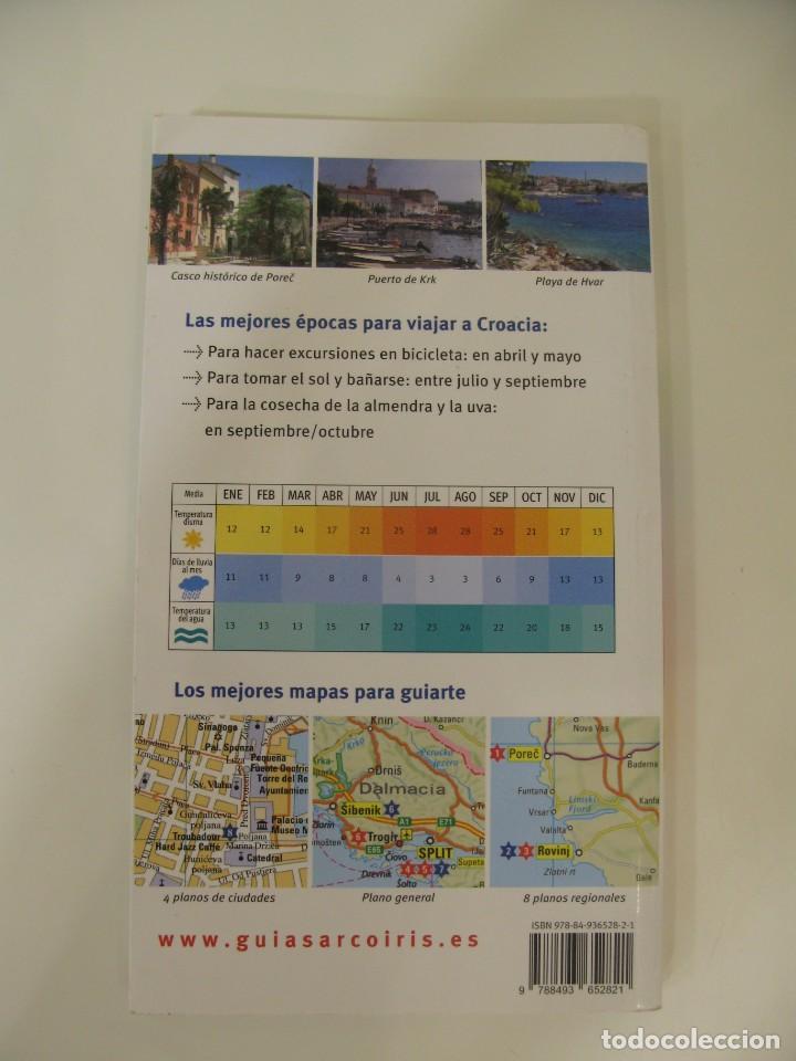 Libros: Croacia. Costas e Islas. Guias Arcoiris - Foto 2 - 214745120