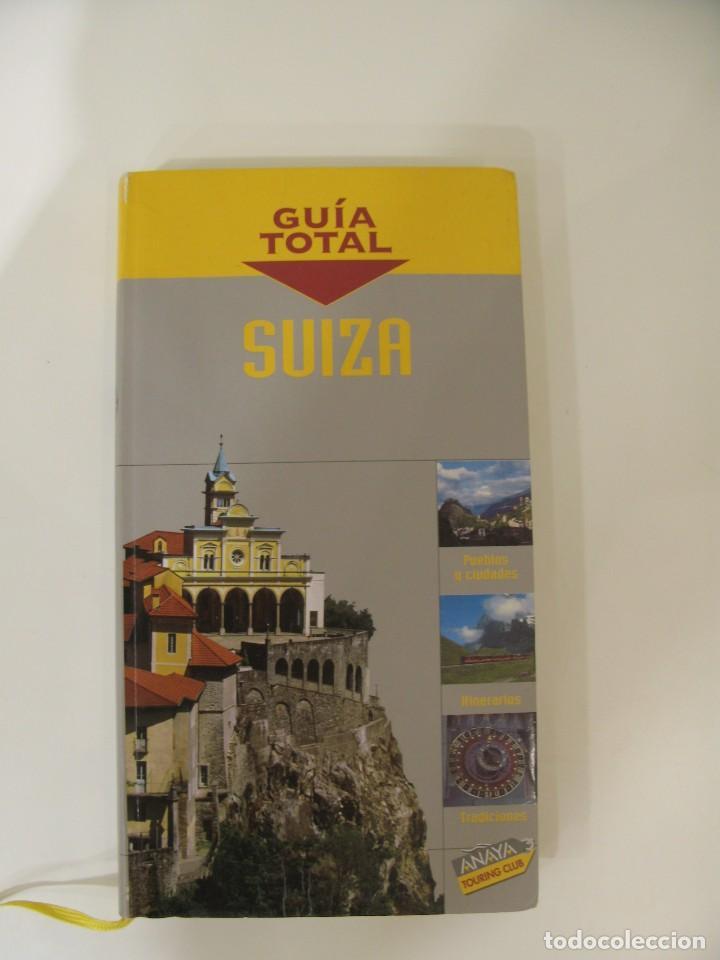 SUIZA. GUÍA TOTAL. ANAYA TOURING CLUB (Libros Nuevos - Ocio - Guía de Viajes)