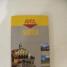 Libros: SUIZA. GUÍA TOTAL. ANAYA TOURING CLUB. Lote 214745463