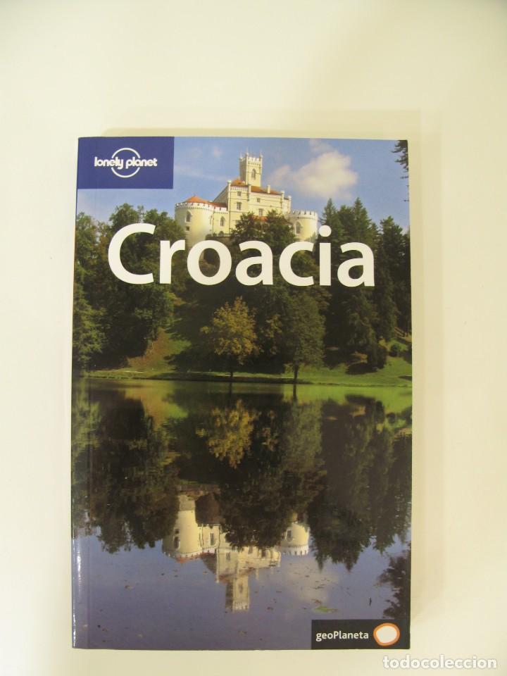 CROACIA. LONELY PLANET (Libros Nuevos - Ocio - Guía de Viajes)