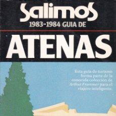 Libros: GUÍA DE ATENAS. Lote 216865812