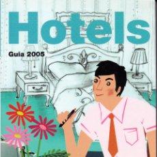 Libros: CATALUNYA HOTELS (HOTELES CATALUÑA). Lote 216875813