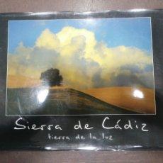 Libros: SIERRA DE CÁDIZ. TIERRA DE LUZ. UNA COLECCIÓN FOTOGRÁFICA JUAN TEBAR CARRERA. Lote 217361636