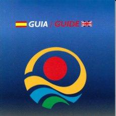 Libros: GUÍA / GUIDE COSTA DEL SOL TURISMO. Lote 217807691