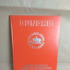 Libros: LIBRO SOUVENIR CRUCERO 1976 QUEEN ELIZABETH 2. Lote 218862236
