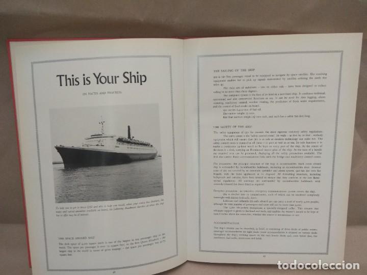 Libros: LIBRO SOUVENIR CRUCERO 1976 QUEEN ELIZABETH 2 - Foto 9 - 218862236