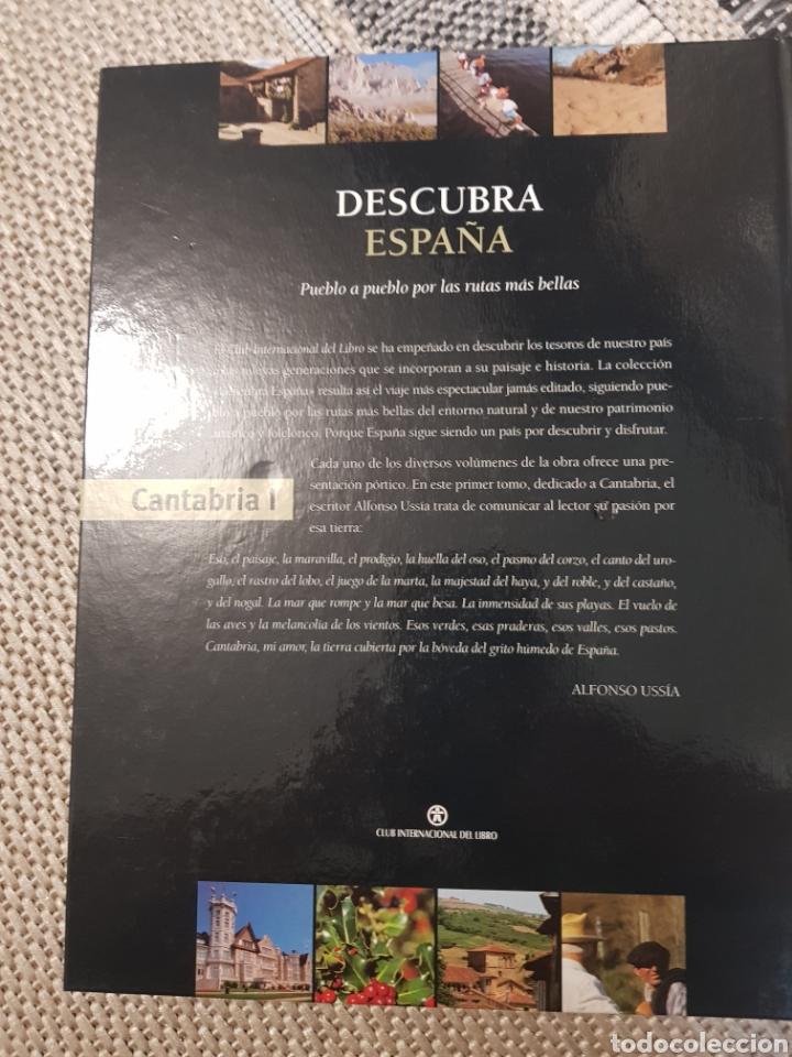Libros: Descubre España. Cantabria - Foto 2 - 218952083
