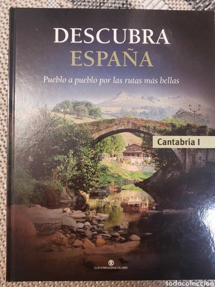 DESCUBRE ESPAÑA. CANTABRIA (Libros Nuevos - Ocio - Guía de Viajes)