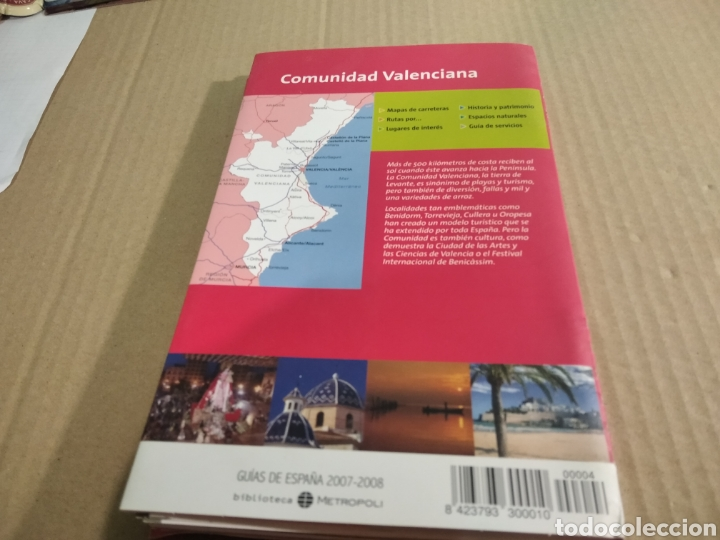 Libros: Guías de España comunidad Valenciana 2007-08 - Foto 6 - 220595366