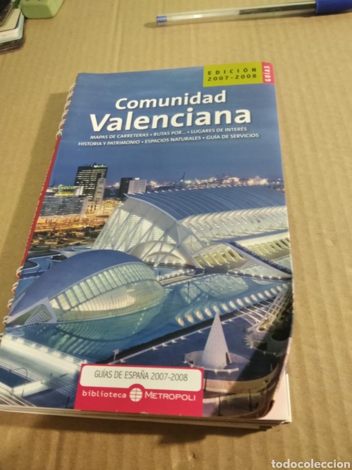 GUÍAS DE ESPAÑA COMUNIDAD VALENCIANA 2007-08 (Libros Nuevos - Ocio - Guía de Viajes)