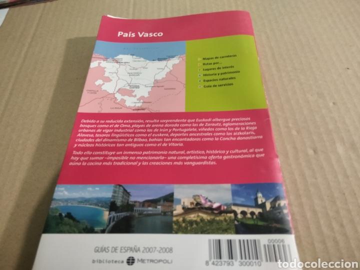 Libros: Guías de España Pais vasco - Foto 5 - 220595703