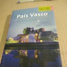 Libros: GUÍAS DE ESPAÑA PAIS VASCO. Lote 220595703