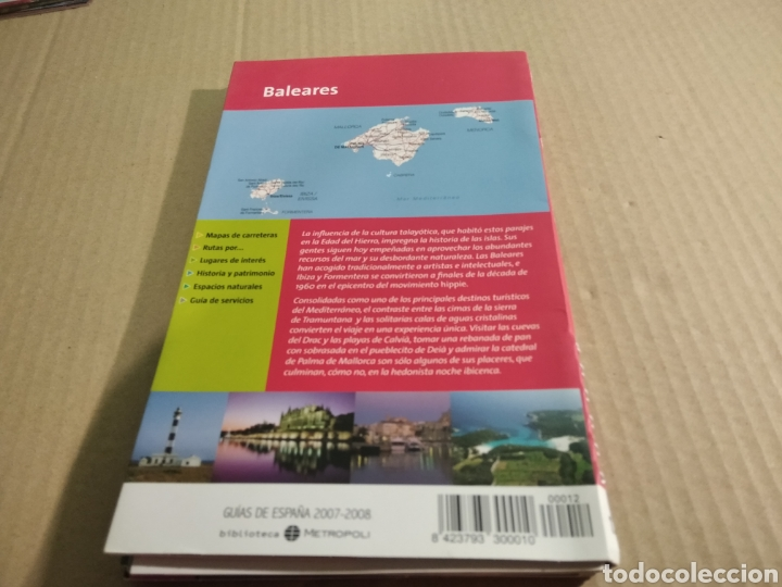 Libros: Guías de España Baleares 2007-08 - Foto 5 - 220595938