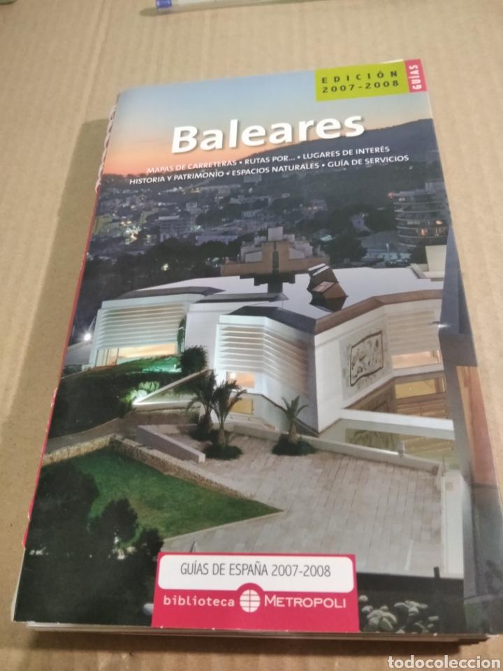 GUÍAS DE ESPAÑA BALEARES 2007-08 (Libros Nuevos - Ocio - Guía de Viajes)