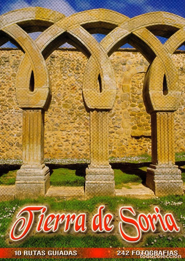 TIERRA DE SORIA. 10 RUTAS GUIADAS Y 242 FOTOGRAFÍAS. (Libros Nuevos - Ocio - Guía de Viajes)
