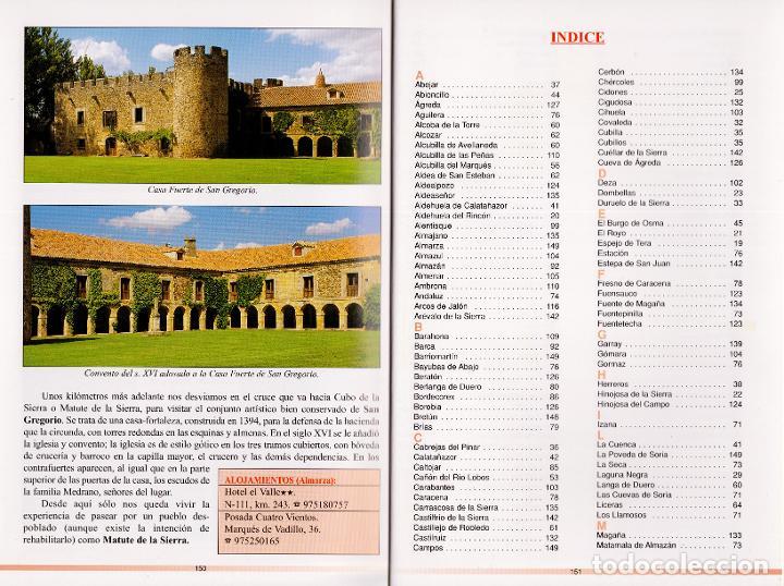 Libros: TIERRA DE SORIA. 10 RUTAS GUIADAS Y 242 FOTOGRAFÍAS. - Foto 3 - 220697518