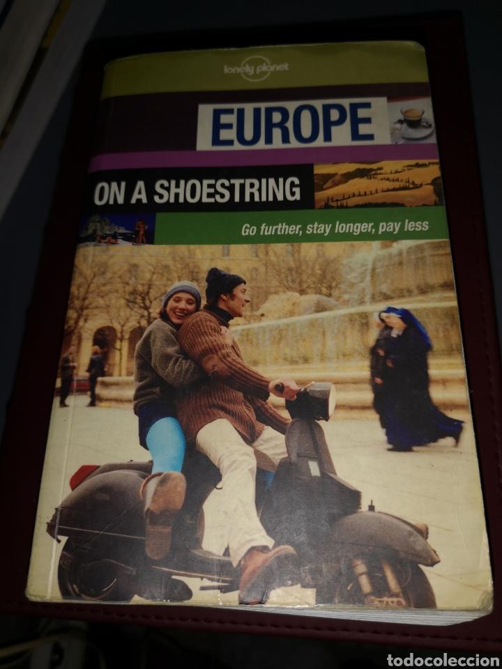 TRST4. D. LIBRO. EUROPE. ON A SHOESTRING (Libros Nuevos - Ocio - Guía de Viajes)