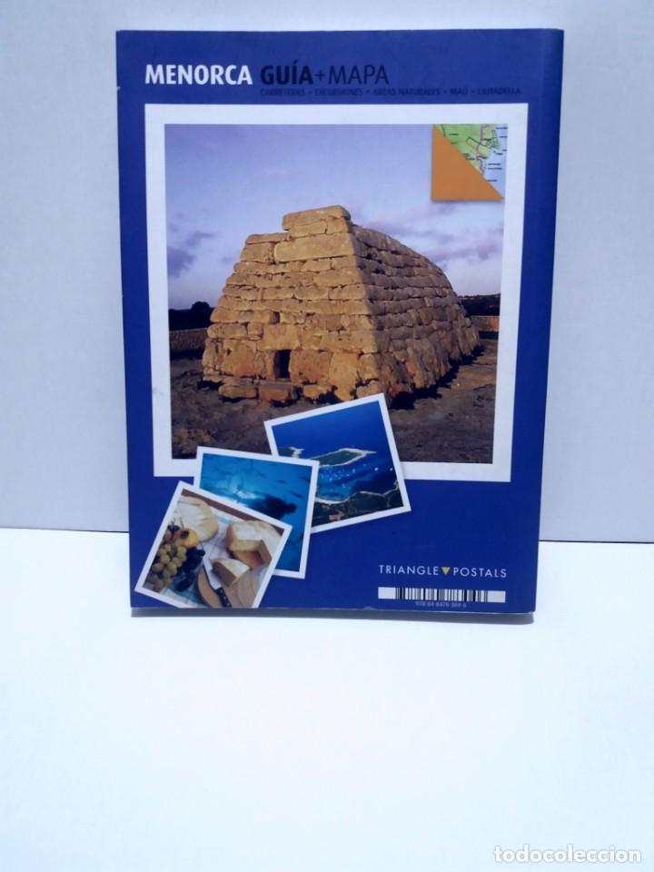MAGNIFICA GUIA DE MENORCA CON TODO LO QUE HAY QUE CONOCER NUEVA DE LIBRERIA (Libros Nuevos - Ocio - Guía de Viajes)