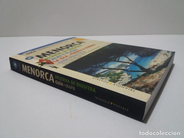Libros: MAGNIFICA GUIA DE MENORCA CON TODO LO QUE HAY QUE CONOCER NUEVA DE LIBRERIA - Foto 3 - 222089400
