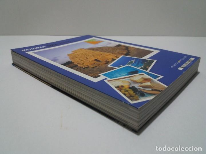 Libros: MAGNIFICA GUIA DE MENORCA CON TODO LO QUE HAY QUE CONOCER NUEVA DE LIBRERIA - Foto 5 - 222089400