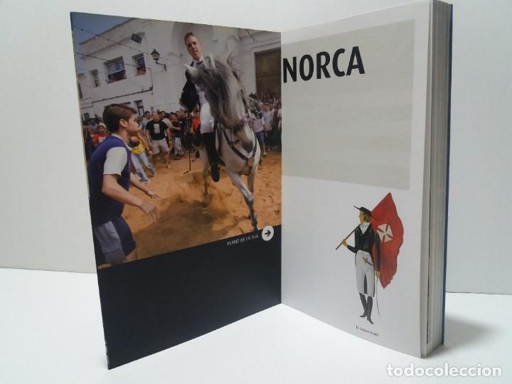 Libros: MAGNIFICA GUIA DE MENORCA CON TODO LO QUE HAY QUE CONOCER NUEVA DE LIBRERIA - Foto 6 - 222089400