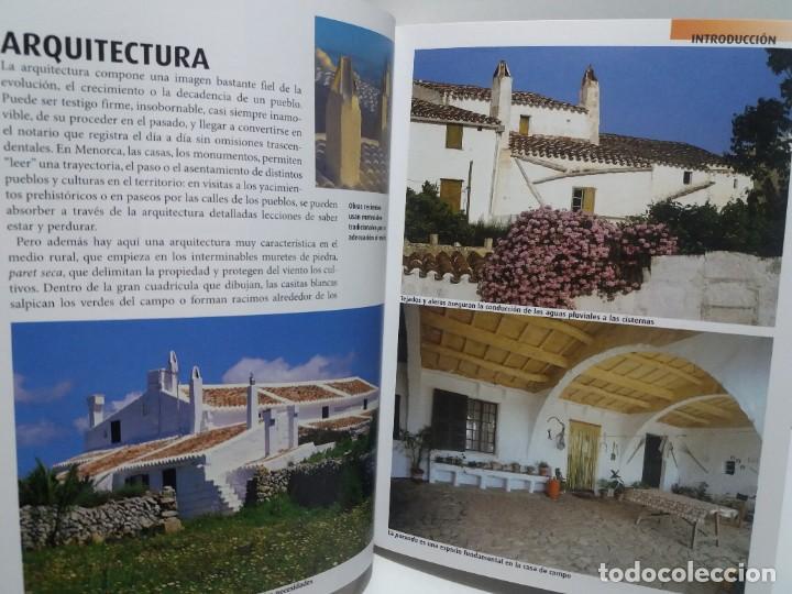 Libros: MAGNIFICA GUIA DE MENORCA CON TODO LO QUE HAY QUE CONOCER NUEVA DE LIBRERIA - Foto 12 - 222089400