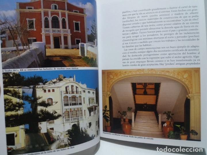 Libros: MAGNIFICA GUIA DE MENORCA CON TODO LO QUE HAY QUE CONOCER NUEVA DE LIBRERIA - Foto 13 - 222089400