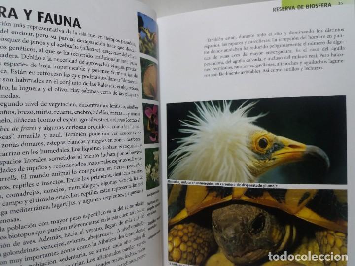Libros: MAGNIFICA GUIA DE MENORCA CON TODO LO QUE HAY QUE CONOCER NUEVA DE LIBRERIA - Foto 17 - 222089400