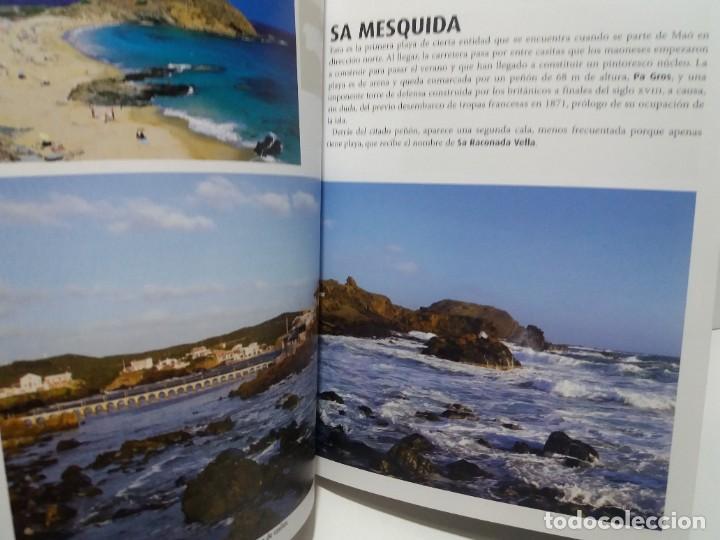 Libros: MAGNIFICA GUIA DE MENORCA CON TODO LO QUE HAY QUE CONOCER NUEVA DE LIBRERIA - Foto 21 - 222089400