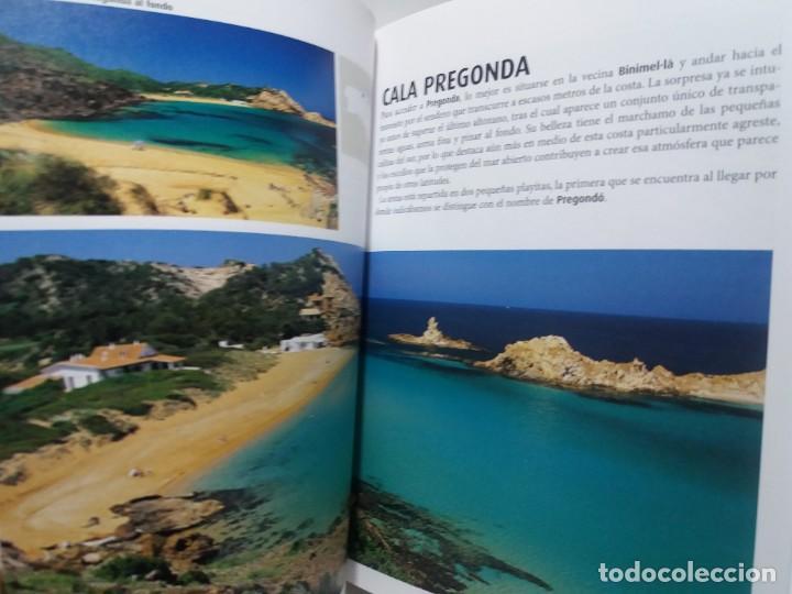 Libros: MAGNIFICA GUIA DE MENORCA CON TODO LO QUE HAY QUE CONOCER NUEVA DE LIBRERIA - Foto 26 - 222089400