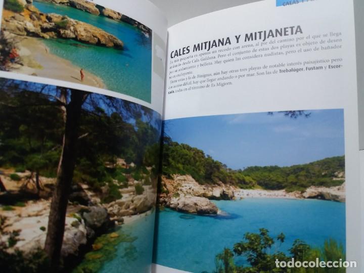 Libros: MAGNIFICA GUIA DE MENORCA CON TODO LO QUE HAY QUE CONOCER NUEVA DE LIBRERIA - Foto 31 - 222089400