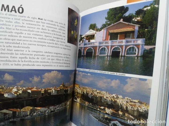 Libros: MAGNIFICA GUIA DE MENORCA CON TODO LO QUE HAY QUE CONOCER NUEVA DE LIBRERIA - Foto 33 - 222089400