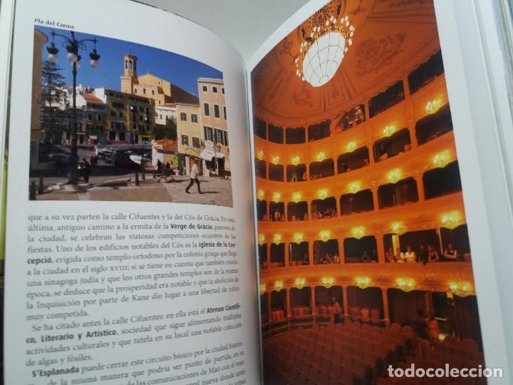 Libros: MAGNIFICA GUIA DE MENORCA CON TODO LO QUE HAY QUE CONOCER NUEVA DE LIBRERIA - Foto 34 - 222089400
