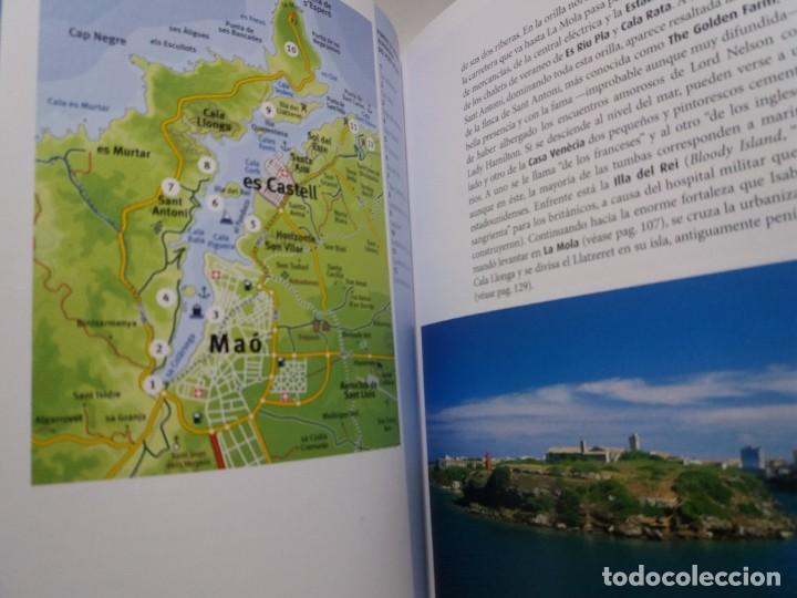 Libros: MAGNIFICA GUIA DE MENORCA CON TODO LO QUE HAY QUE CONOCER NUEVA DE LIBRERIA - Foto 35 - 222089400