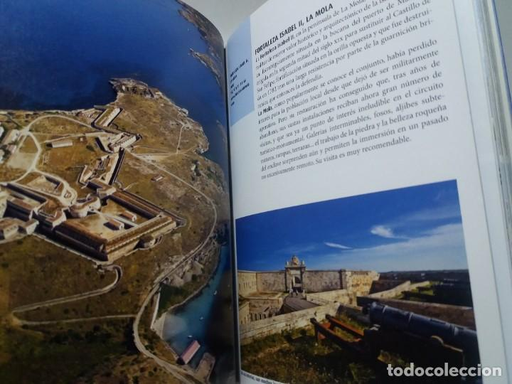Libros: MAGNIFICA GUIA DE MENORCA CON TODO LO QUE HAY QUE CONOCER NUEVA DE LIBRERIA - Foto 36 - 222089400