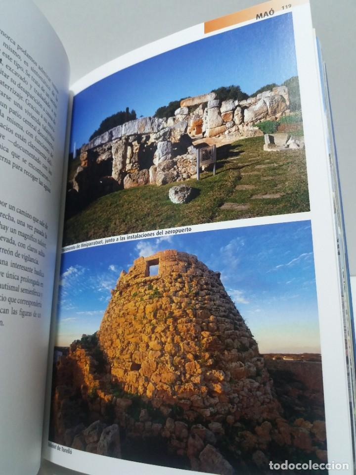 Libros: MAGNIFICA GUIA DE MENORCA CON TODO LO QUE HAY QUE CONOCER NUEVA DE LIBRERIA - Foto 37 - 222089400