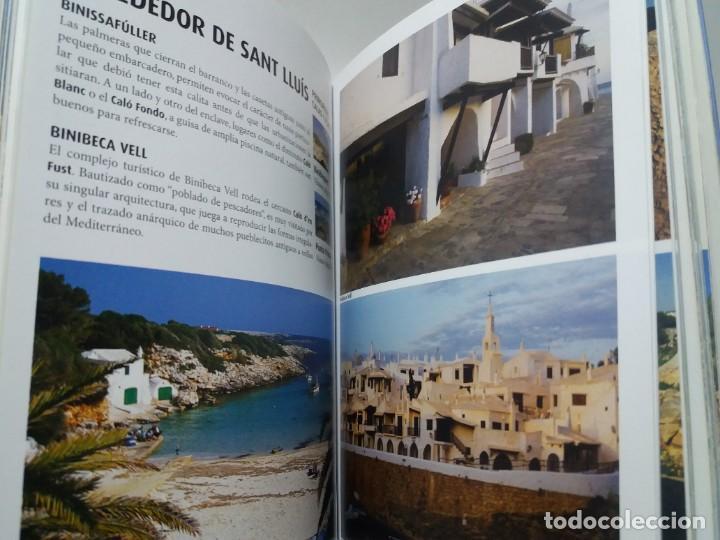 Libros: MAGNIFICA GUIA DE MENORCA CON TODO LO QUE HAY QUE CONOCER NUEVA DE LIBRERIA - Foto 39 - 222089400