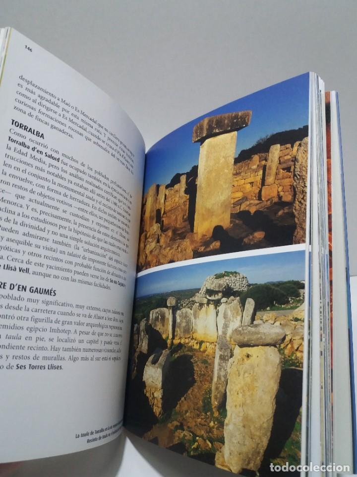 Libros: MAGNIFICA GUIA DE MENORCA CON TODO LO QUE HAY QUE CONOCER NUEVA DE LIBRERIA - Foto 40 - 222089400