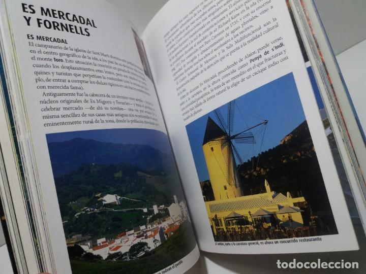 Libros: MAGNIFICA GUIA DE MENORCA CON TODO LO QUE HAY QUE CONOCER NUEVA DE LIBRERIA - Foto 41 - 222089400